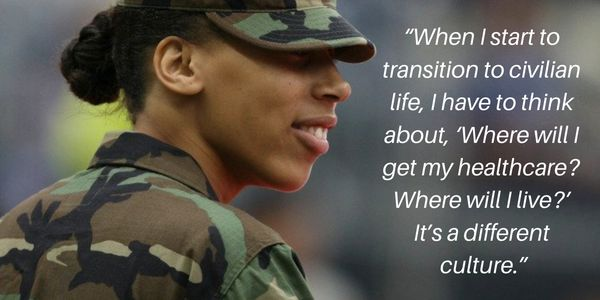 #transition #militarytocivilian #milwomen #veteranproud #culturechange #lifeisdifferent