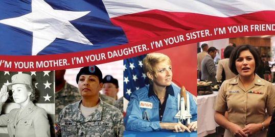 #mother #daughter #sister #friend #neighbor #USA #USMC #USN #USAF #USCG #astronaught #womenserving
