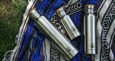 Tree Tribe Eco Water Bottles
