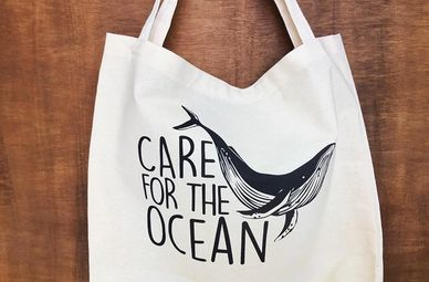 Ecofriendly Plastic-free Reusable Bags