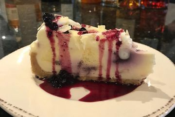 Blueberry Cheesecake