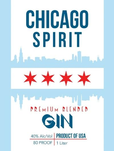 Chicago Spirit Gin
