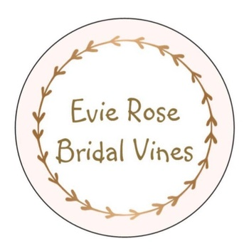 Evie Rose Bridal Vines and Hair Accessories