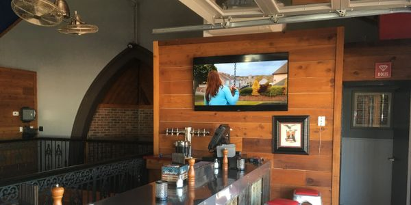 Commercial and Residential TV s installed We also provide Digital Menu Boards and Content creation  Wifi internet technologies including Guest Access