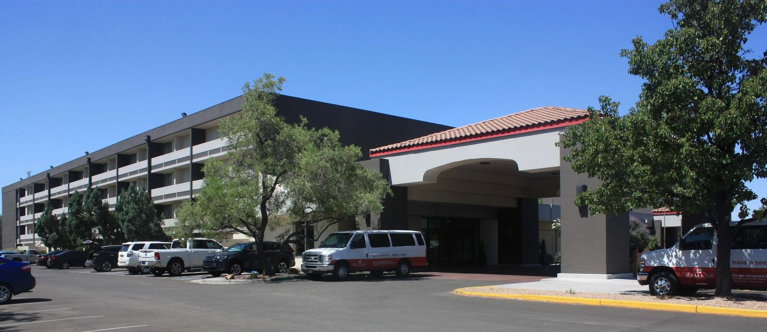 Photo of the Ramada Plaza by Wyndham Albuquerque Midtown