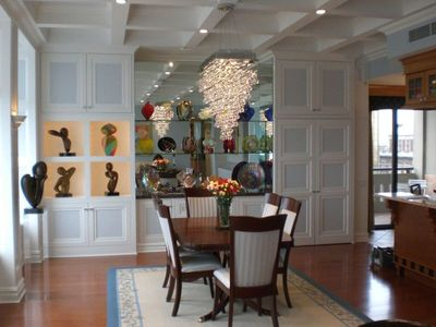 Dining Rooms & Living Rooms