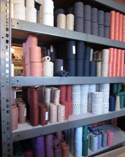 Old Mill Yarn - Discount Yarn, Weaving, Knitting, Crochet