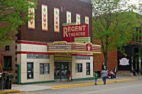 The Old Regent Theatre Movie House