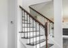 Brendonwood - Complete home remodel / Opened entrance stairwell