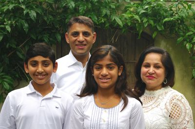 Singhal Family
