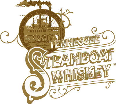 Tennessee Steamboat Whiskey label