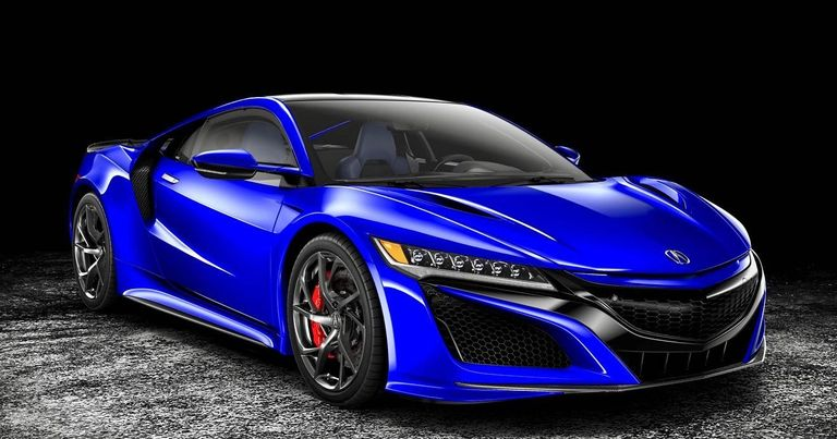 2019 Acure NSX with THE WORK! Just a 'Badass' car!