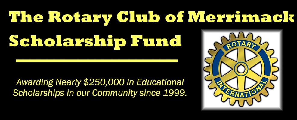 Rotary Club of merrimack's Scholarship program