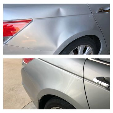 dent removal without painting