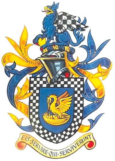NARPO Coat of Arms