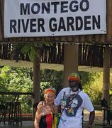 The Montego River Garden is the location of the Rastafari Indigenous Vilage.