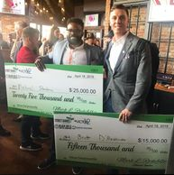 Congratulations to Mike Steadman from Ironbound Wellness & Brett D'Alessandro from Backpacks 4 Life