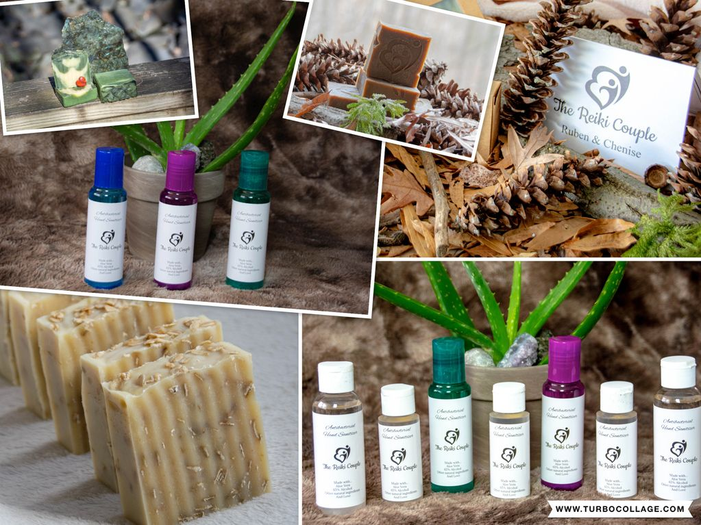 The Reiki Couple Store organic products