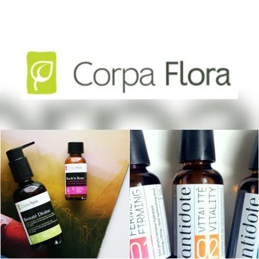 Corpa Flora Products