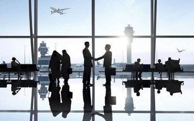 Corporate travel town car service for airport shuttles to Logan Airport