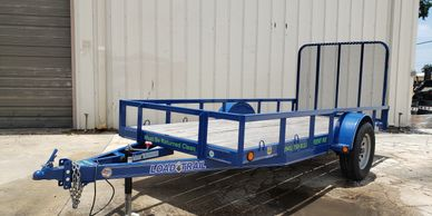 Utility trailer rentals, motorcycle trailers, moving rental trailer, trailer rentals bradenton