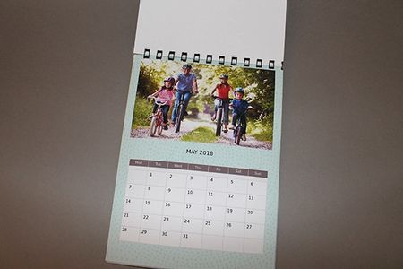Small Wall Calendars, Photo Calendar, Personalised Photo, Photography Printing, Caterham Photography