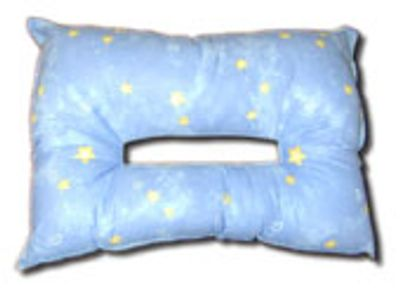 Open Spaces orthodontics pillows for a more comfortable night's sleep