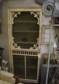 I love shabby farmhouse chic & started building or repurposing furniture years ago. Some examples