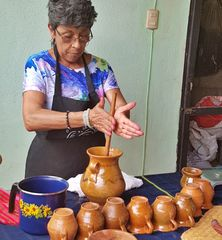 GUATE4 YOU Guatemala community tourism, Chocolate and coffee experience in La Antigua Guatemala