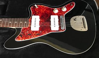 Fender Jazzmaster Relic aged reproduction offset guitar replica