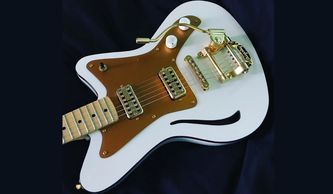 Fender Offset replica Relic aged reproduction guitar Jazzmaster Jaguar Mustang Gretsch White falcon