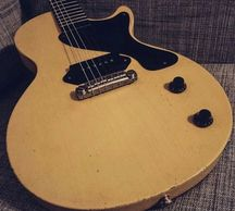 Early Les Paul Jr style single cuttaway LP Jr Special Gibson style