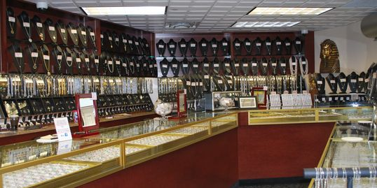 New Jewelry arrives weekly. The King of Diamonds has all of your Gold and Diamond Jewelry needs.