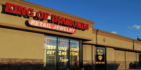 Family owned Jewelry Store for over 40 years. Best prices and selection in Buffalo. Formerly in the