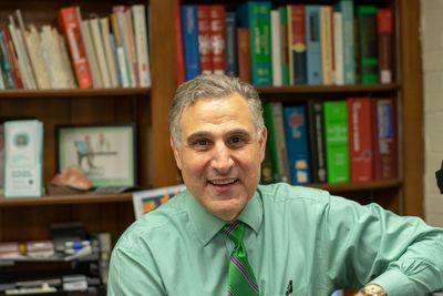Dr. George L Raad our medical director.