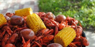 Crawfish boils in season!