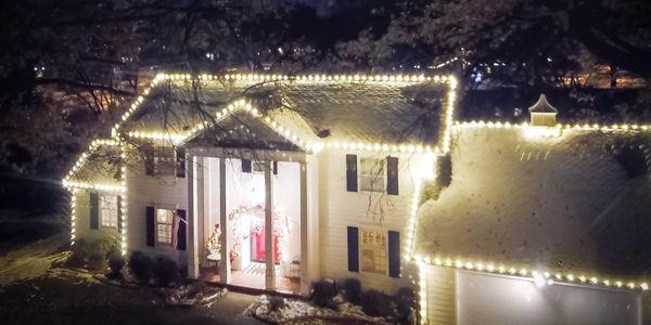 Holiday Light Guys Llc Christmas Lights Installer