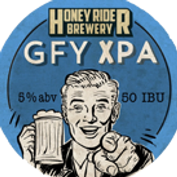 xpa craftbeer beer brewery honey rider pale ale