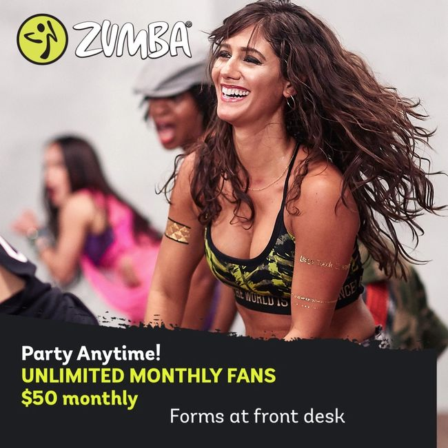 $50 Monthly Unlimited Fans