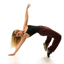 Dance photography, hip hop