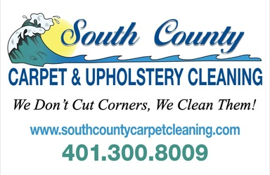 South County Carpet & Upholstery Cleaning