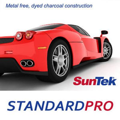 SunTek Standard Pro window tinting film available here at Dope Tintings in South Jersey.