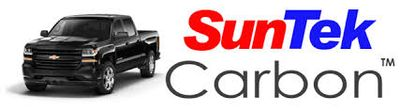 SunTek Carbon window tinting film available here at Dope Tintings in South Jersey.