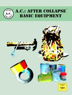 Book cover for A.C.: AFTER COLLAPSE BASIC EQUIPMENT