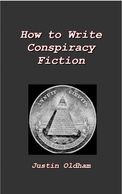 Book cover for How to Write Conspiracy Fiction