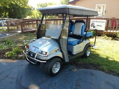 2013 club car precedent custom Detroit Lions Golf Cart. Custom seats Phantom Body Kit  $8999.00