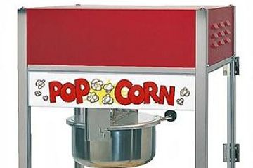 popcorn rental service in the Maritimes