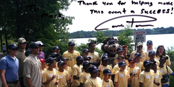 Thank You From Minnesota Twins Pitcher Carl Pavano - Twins Hope Week Event
