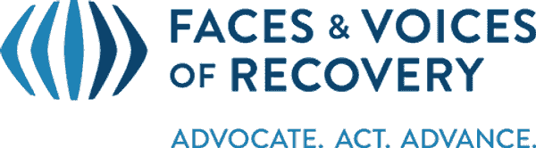 We are an accredited Recovery Community Organization through Faces and Voices of Recovery.