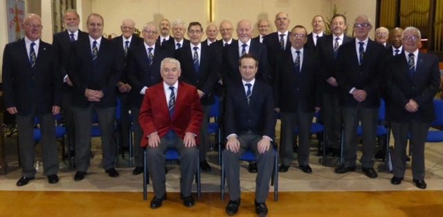 Lincoln Orpheus Male  Voice  Choir